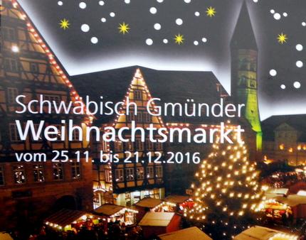 Schwäbisch Gmünd Weihnachtsmarkt.Atelier Art5 11chen Auf Dem Gmünder Weihnachtsmarkt